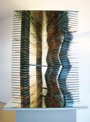 abyss — 2000-2005<br>104 × 60 × 100 cm