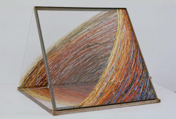 corner — 1992<br>50 × 62 × 60 cm