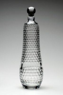 engraved carafe<br>1956
