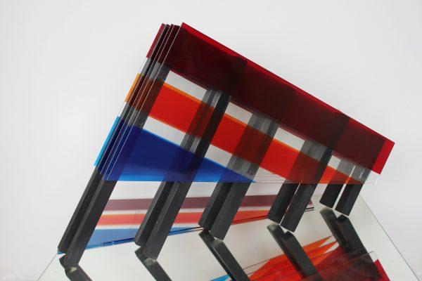 bariéry ― 2013<br>75 × 52 × 15 cm