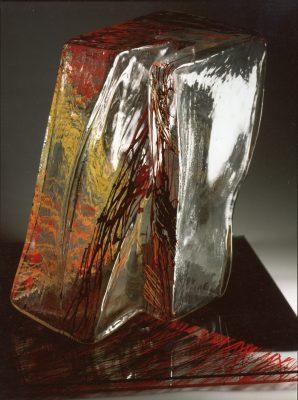 vera — 1990<br>45 × 23 × 35 cm