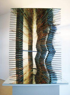 hlubina I — 2000-2005<br>104 × 60 × 100 cm